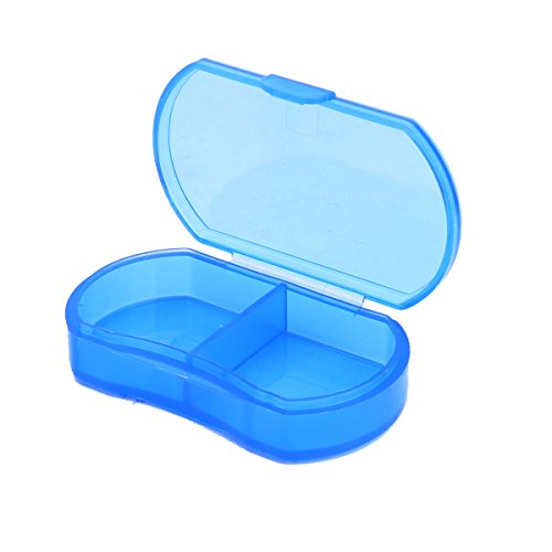 Aenllosi Hard Case for Emay Handheld ECG/EKG Monitor with Pill Organizer by by Aenllosi (Image #5)