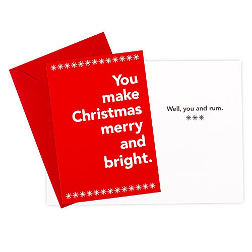 Hallmark Shoebox Christmas Boxed Cards Assortment (Funny Christmas Cards, 4 Card Designs, 24 Christmas Greeting Cards and 24 Envelopes) Photo #3