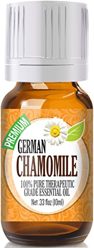 Chamomile (German) 100% Pure, Best Therapeutic Grade Essential Oil - 10ml
