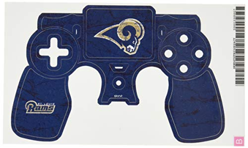 NFL St. Louis Rams Distressed Skin for Sony PlayStation 4/ PS4 Dual Shock4 -