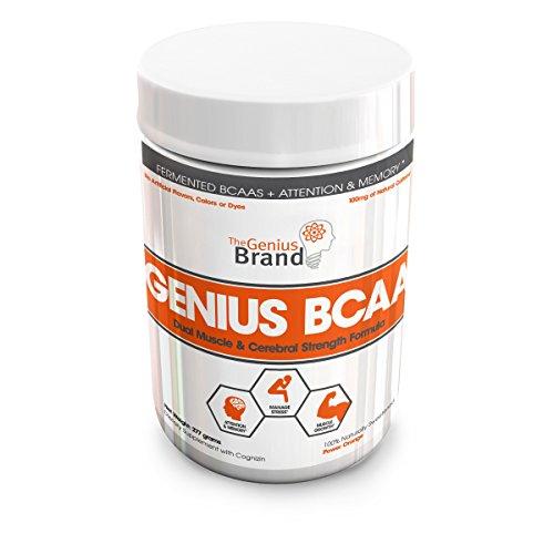GENIUS BCAA Powder Supplement Citicoline product image