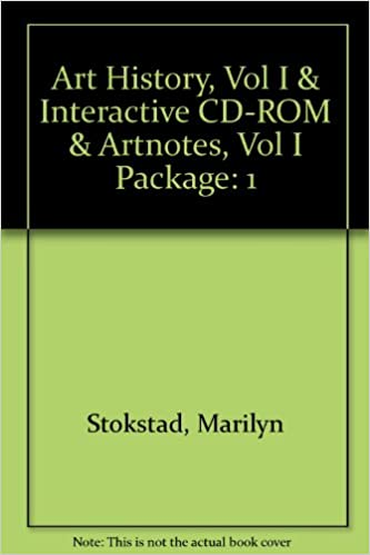 art history vol i interactive cd rom artnotes vol i package 2nd edition