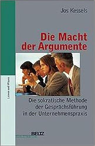 Die Macht der Argumente (Beltz Qualifikation): Amazon.de: Jos ...