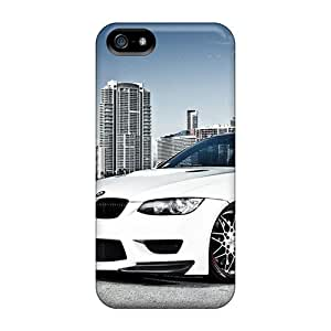New Premium Goodfashions2001 White Bmw Skin Cases Covers Excellent Fitted For Iphone 5/5s Black Friday
