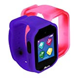 KD Interactive Kurio Watch 2.0+ The Ultimate Smartwatch Built for Kids with 2 Bands, Lavender and Color Change