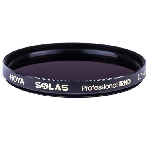 Hoya SOLAS IRND 2.7 49mm Infrared Neutral Density Filter