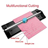 A3 A4 Precision Guillotine Paper Photo Trimmer Cutter Ruler Office Cutting Arts