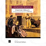 img - for Clarinet Album: For Clarinet and Piano book / textbook / text book