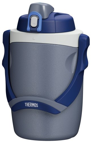 THERMOS sports jag 2.6L Navy Blue FPG-2600NB (japan import) by Unknown