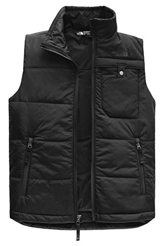 The North Face Kids Boy's All Season Insulated Vest (Little Kids/Big Kids) TNF Black X-Large