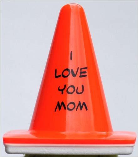 Blaze Cone: I Love You Mom