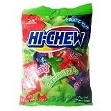 Morinaga Hi-Chew Assorted Fruit Chews, 3.53-Ounce Bags (Pack of 10) by Morinaga [Foods]