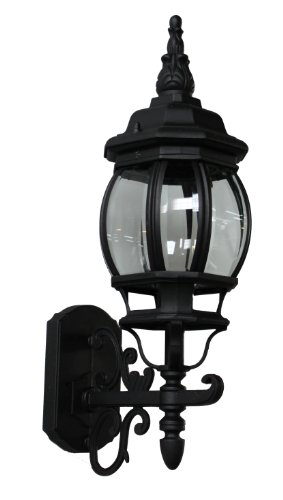 Artcraft Lighting Classico Small European Style Outdoor Wall Mount, White by Artcraft Lighting