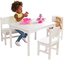 Save on KidKraft Nantucket Table with Bench and Chairs