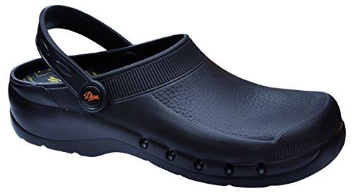 Dian Bianco Sabot sandali Donna Eva bianco rHZxpOqrw