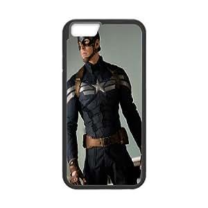 Personalized Creative Captain America For iPhone 6,6S 4.7 Inch LOSQ372902