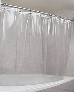 Amazon Strongest Mildew Resistant Shower Curtain