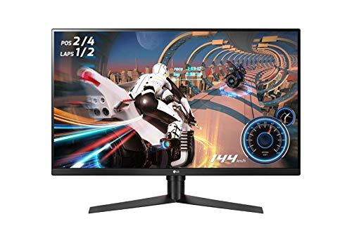 """LG 32GK65B-B 32"""" Ultragear QHD Gaming Monitor with FreeSync"""