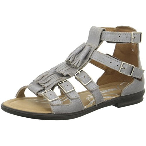 Bout Ouvert Isa Ricosta Fille taupe 682 Gris Z70wq4x6