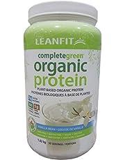 Leanfit completegreen Organic Vanila Been 1.02 Kg, 1.02 Grams
