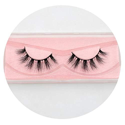 Eyelashes False Eyelashes Fake Eye Lashes Long Makeup 3D Mink Lashes Extension Eyelash Makeup for Beauty,E18