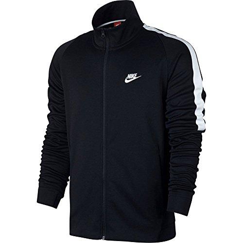 Tribute Nike Men's Pk M NSW N98 Black M Jacket Men's Jkt qxHpCwTfq