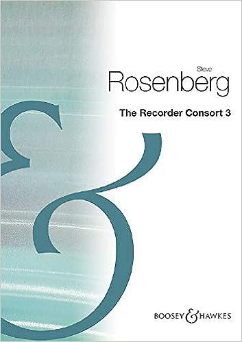 Recorder Consort 1 Fl/ûte a Bec