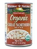Westbrae Bean Great Northern Org