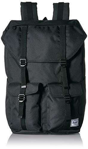Herschel Buckingham Backpack, Black, One Size