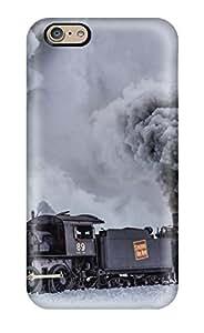 AltaJustu SOW-1226FCMONWGM Case Cover Iphone 6 Protective Case Locomotive