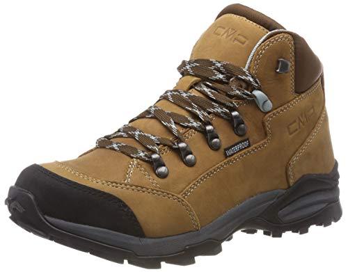 High de Rise Mirzam CMP Q936 Senderismo Zapatos para Marrón Mujer Coffe qT6OOg