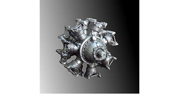 Metallic Details MDR4810 Pratt/&Whitney R-985 Wasp Junior 1//48 scale resin ICM