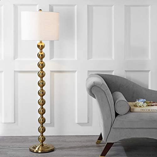 Safavieh Lighting Collection Reflections 58.5″ Stacked Ball Floor Lamp