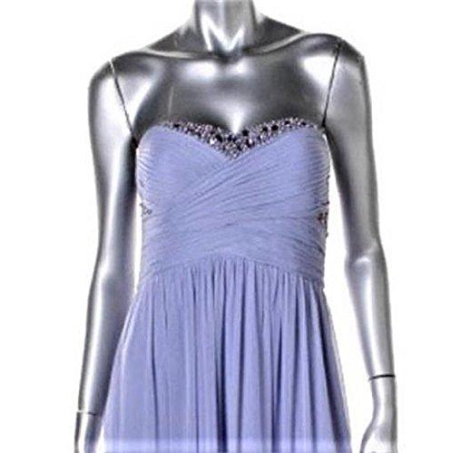 Lilas Violet 1,8 Décodent Femmes Robe Longue Robe Bustier Bal Formelle Reconstitution Historique Mariée Sz 6 Nouvelles
