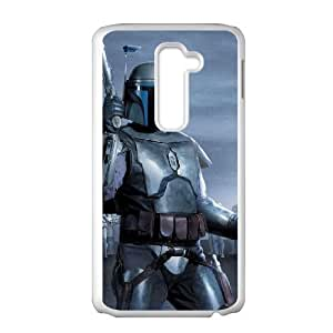 LG G2 White Star Wars phone case cell phone cases&Gift Holiday&Christmas Gifts NVFL7A8825660
