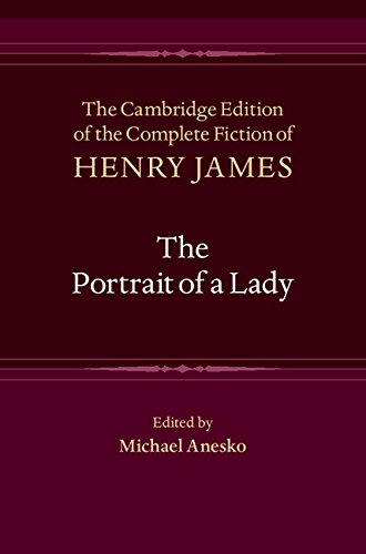 The Portrait Of A Lady By Henry James Pdf