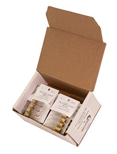 House of Troy 15T4-BOX 15 Watt T4 Master Carton of 36 Bulbs