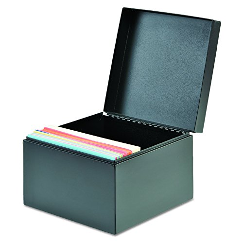 Steelmaster Flat Card Files, 9.625
