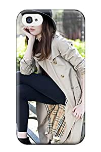 Cute Appearance Cover/tpu TPgEKAI6336SXtFb Diane Birch Music People Music Case For Iphone 4/4s