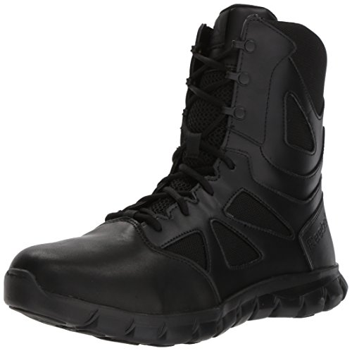 Reebok Men's Sublite Cushion Tactical RB8805 Military & Tactical Boot, Black, 11 M US ()