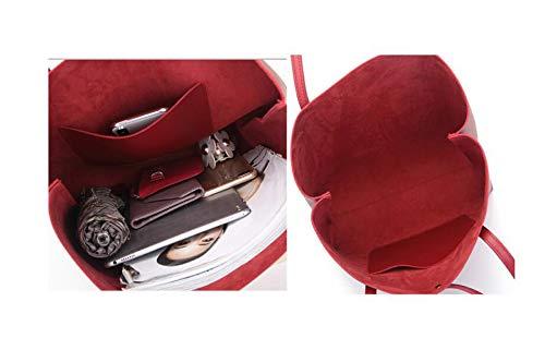 bandoulière Cuir LIGYM PU 32cm Gray Mode Centrale à 12 en Tout à d'unité Sacs bandoulière Sacs Sacoche croisés La 32 fourre raXqHRnva