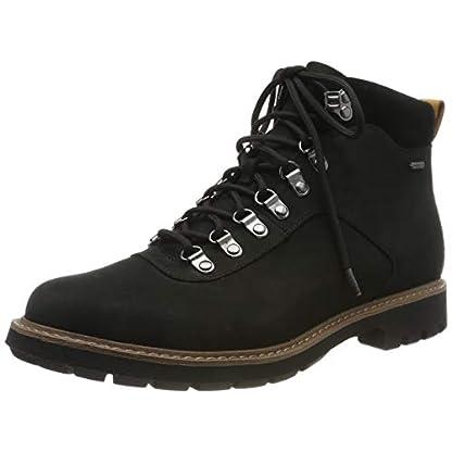 Clarks Men's Batcombealpgtx Biker Boots 1