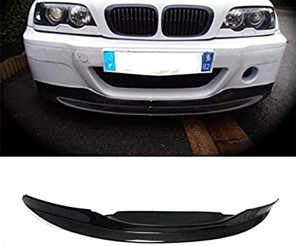M3 STYLE Side Fender Grille Air Vent for 99-06 BMW E46 3-Series 323i 330i BLACK