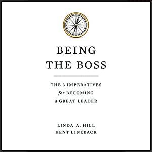 Being the Boss Audiobook