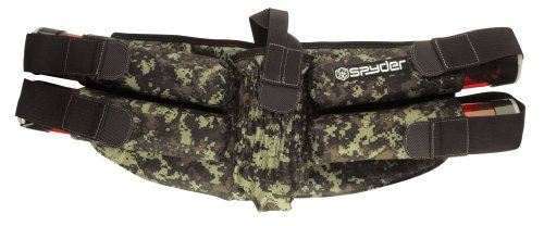 Spyder Paintball 4 + 1 Ammo Pack, Digi (Harness Ammo Pack)