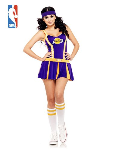 Leg Avenue - Lakers Cheerleader - 10-14 ()
