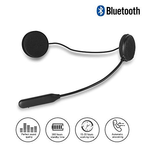 Motorcycle Stereo Bluetooth Headsets - Motorcycle Bluetooth 5.0 Headphones Outdoor Helmet