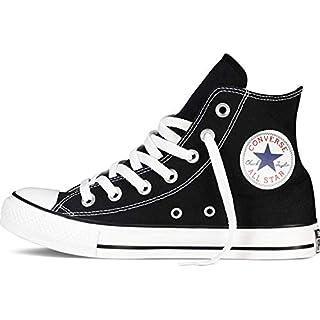 Converse All Star Mens Black, 9.5
