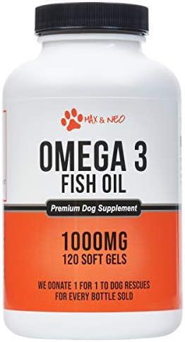 Max Neo Omega Fish 1000mg product image