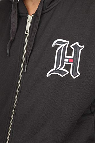 Tommy In Black X Misto felpa Mw0mw08284083 Logo Cotone Hamilton Lewis Lewis qrrFYnvS